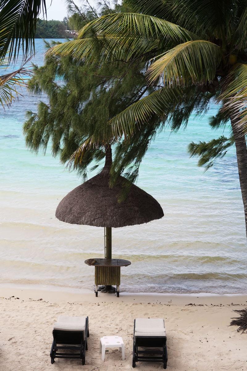 stranden mauritius westen