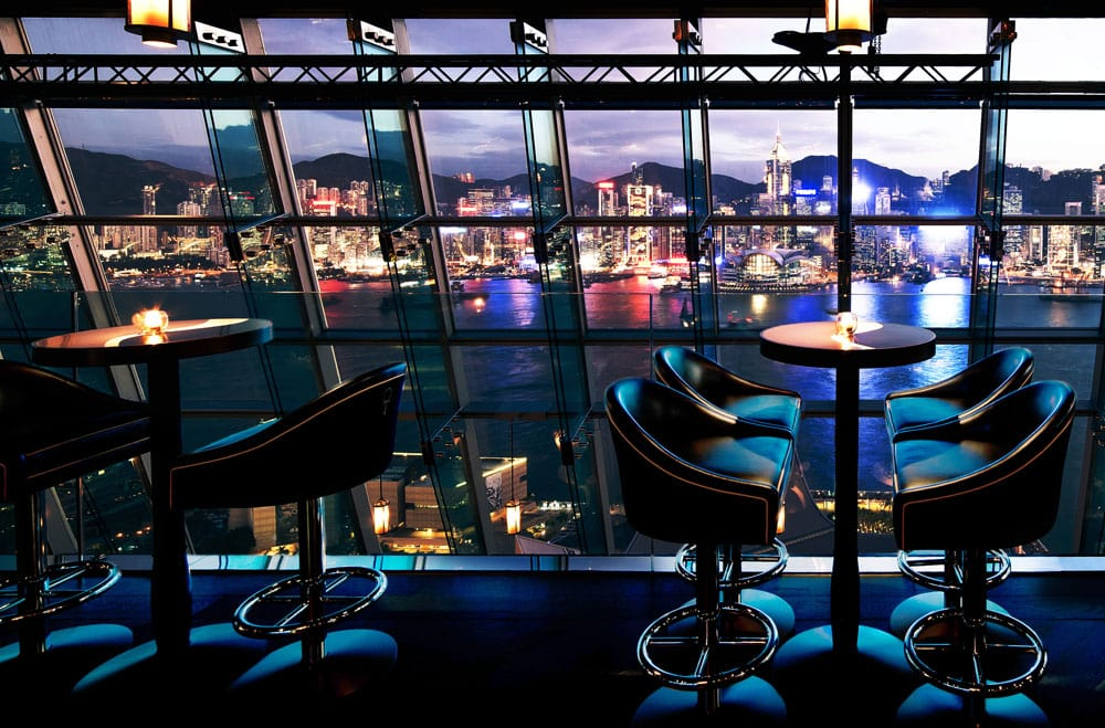 Aqua Spirit Restaurant & Bar - Hong Kong