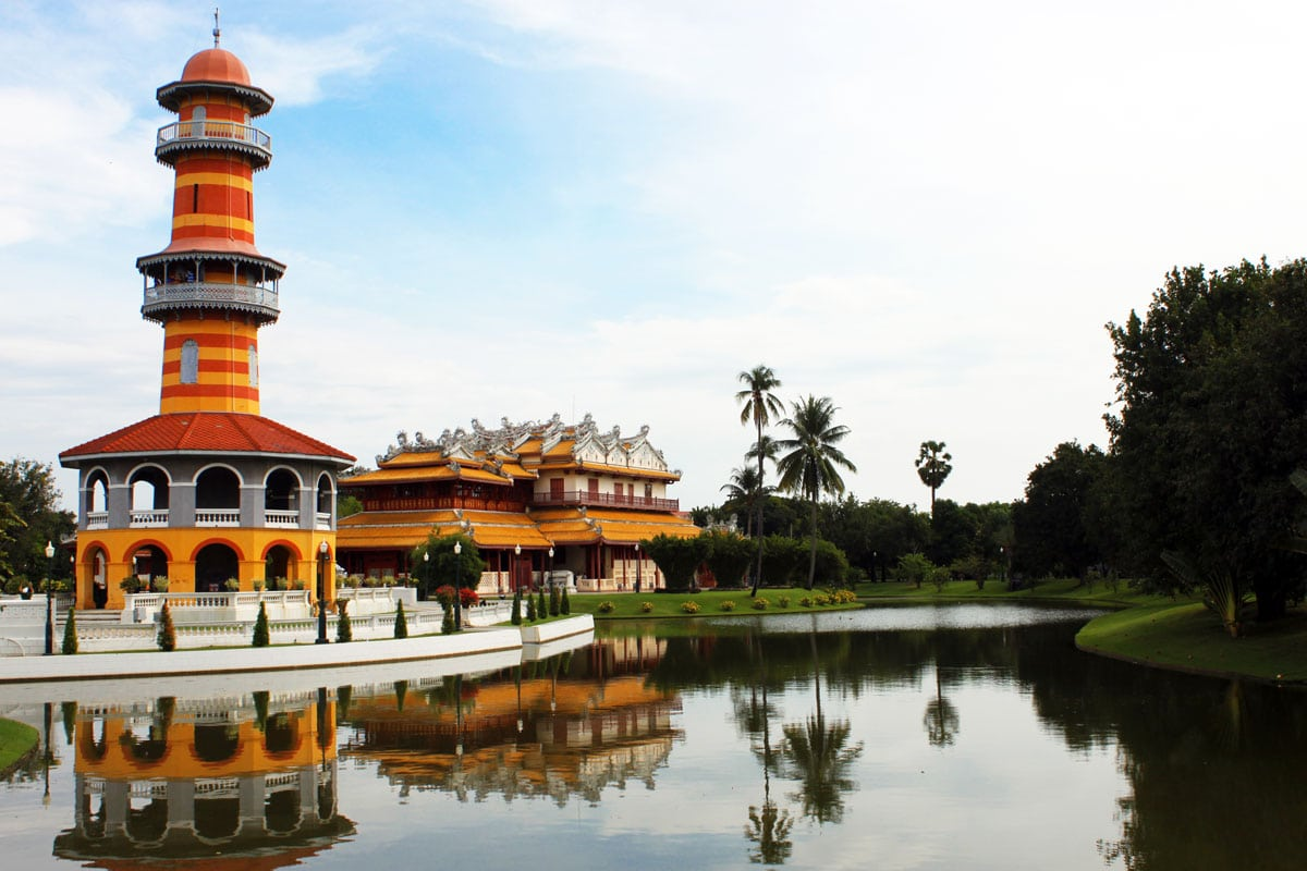 excursies vanuit bangkok bang pa in summer palace