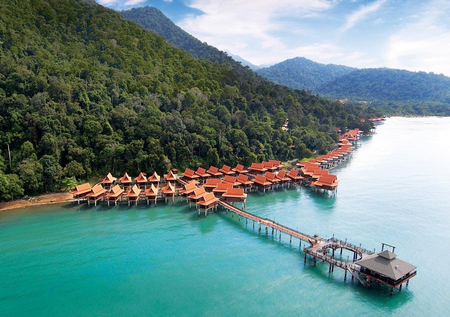 Top 10 hotels - Berjaya Resort Langkawi, Maleisië