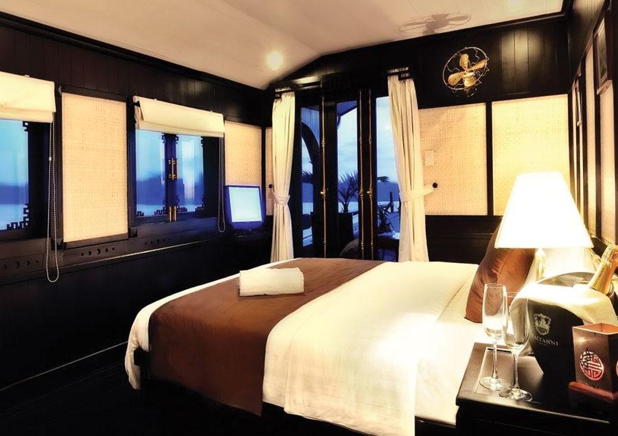 Top 10 hotels - Bhaya Legend Halong Bay, Vietnam