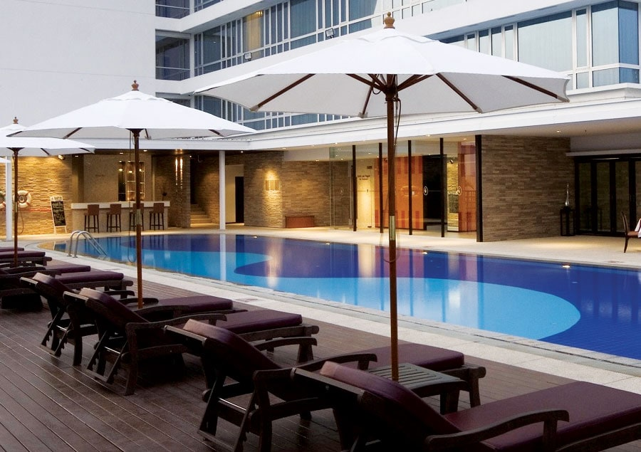 Top 10 hotels - Eastin Makkasan Hotel Bangkok, Thailand