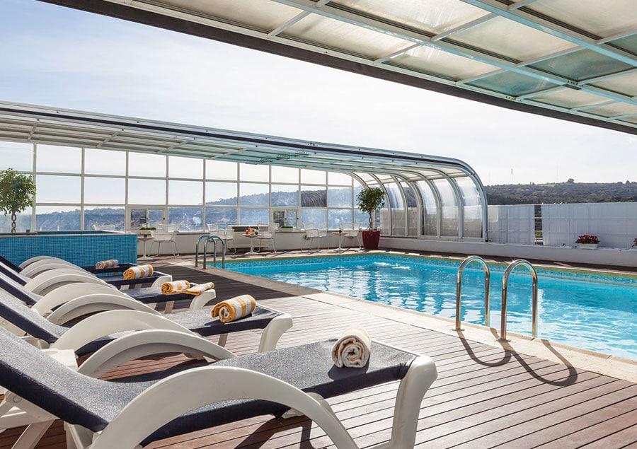 Top 10 hotels - Mercure Lisboa Hotel Lissabon, Portugal