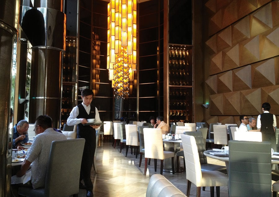 Top 10 hotels - New World Hotel Ho Chi Minh City, Vietnam