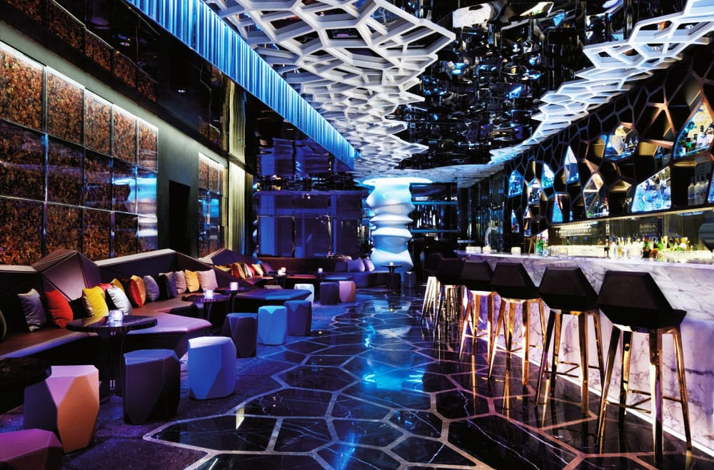 Ozone Sky Bar - Hong Kong