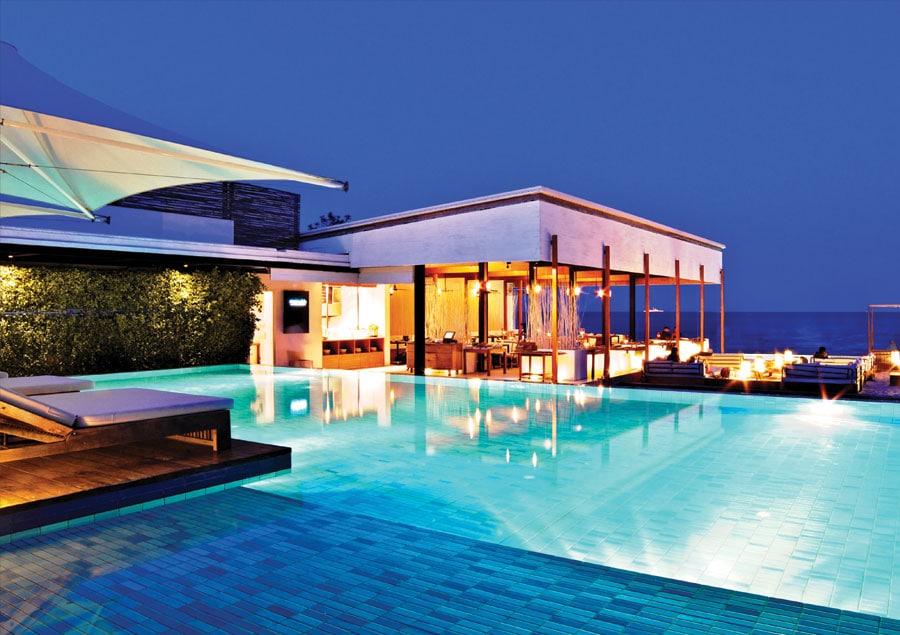 Top 10 hotels - Putahracsa Resort Hua Hin, Thailand