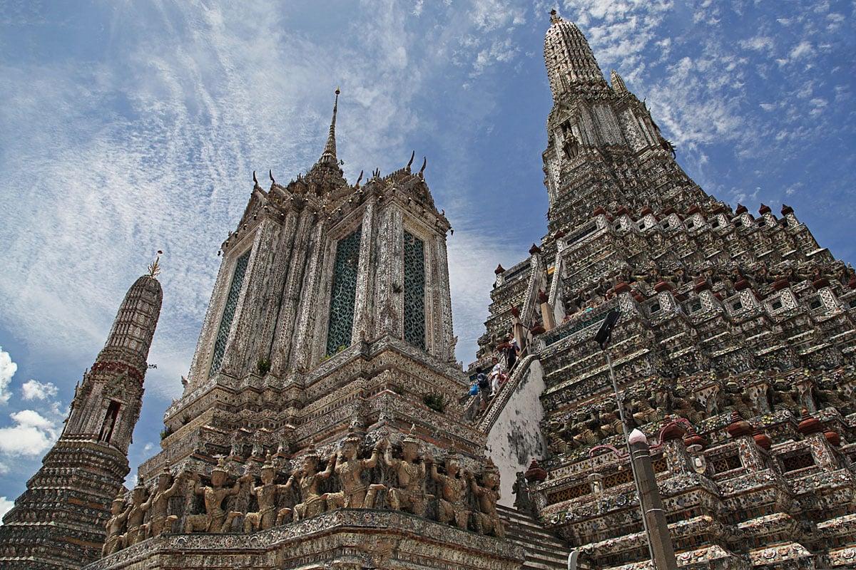 bezienswaardigheden in bangkok wat arun tempel