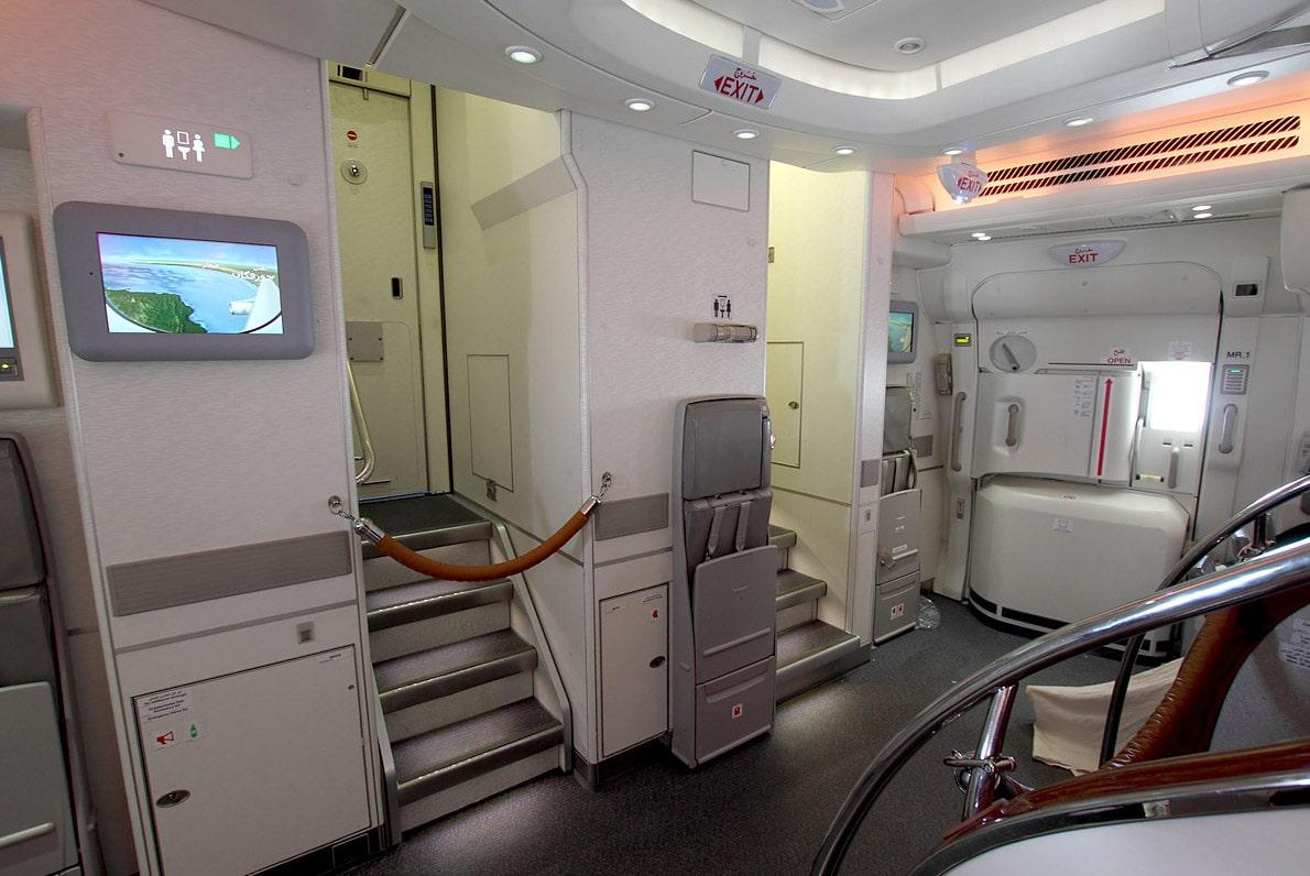 Vliegen Met Emirates De Airbus A380