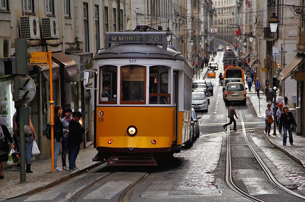 goedkope stedentrips europa lissabon