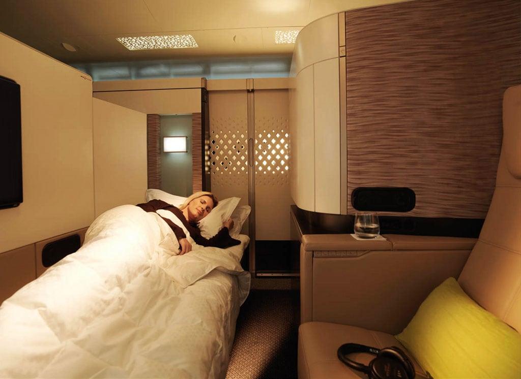 First Class Studio - Etihad Airways