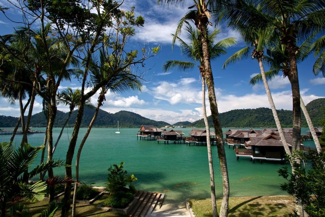 mooiste eilanden Maleisië pankor laut resort