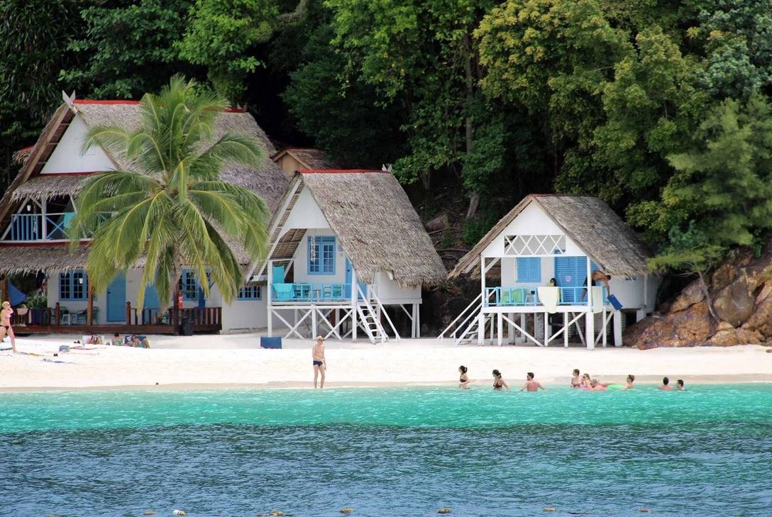 rawa island resort maleisie