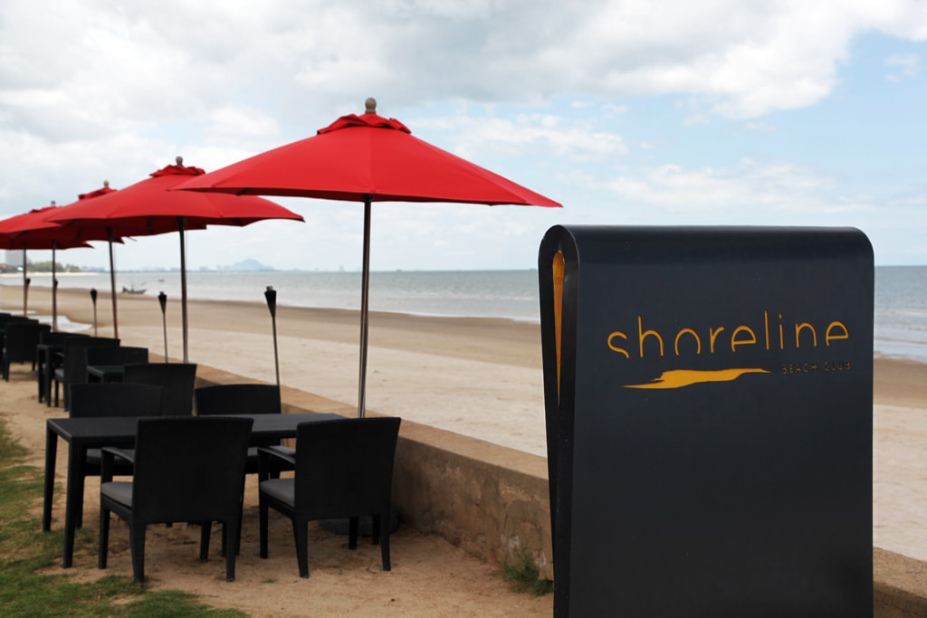 Amari Hua Hin Hotel - Shoreline Beach Club