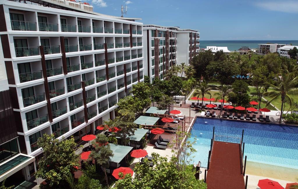 Amari Hua Hin hotel - Exterieur