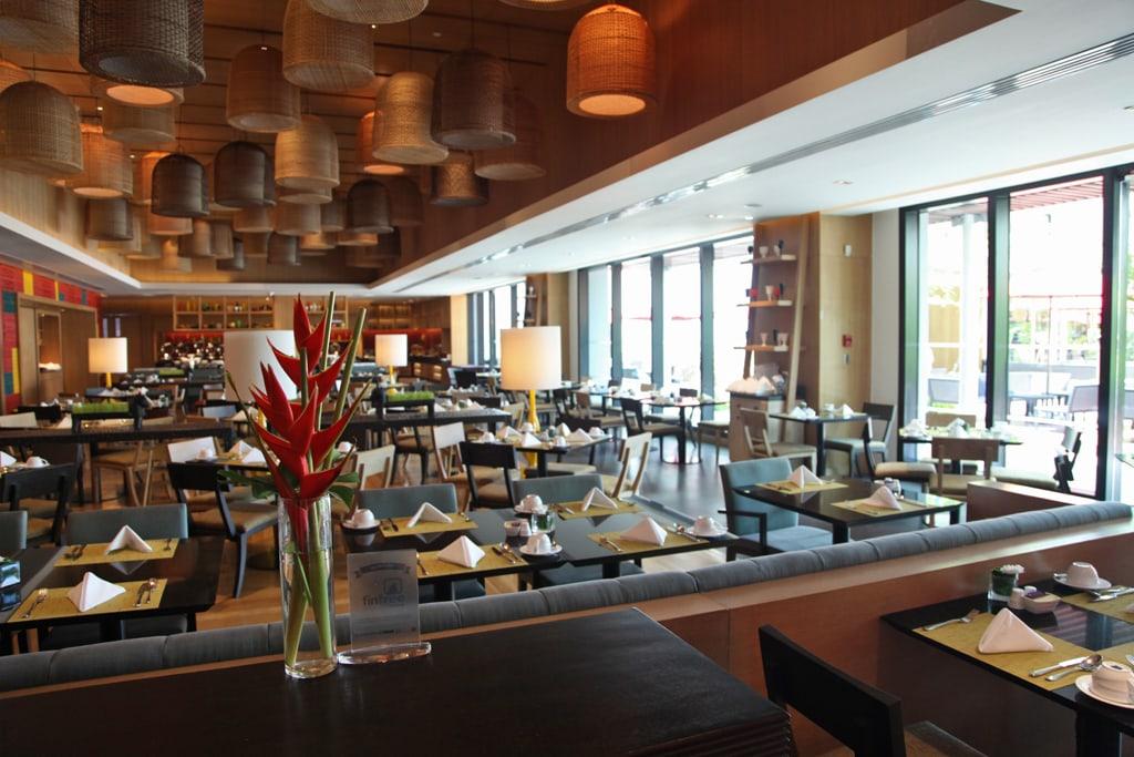 Amari Hua Hin hotel - Mosaic restaurant