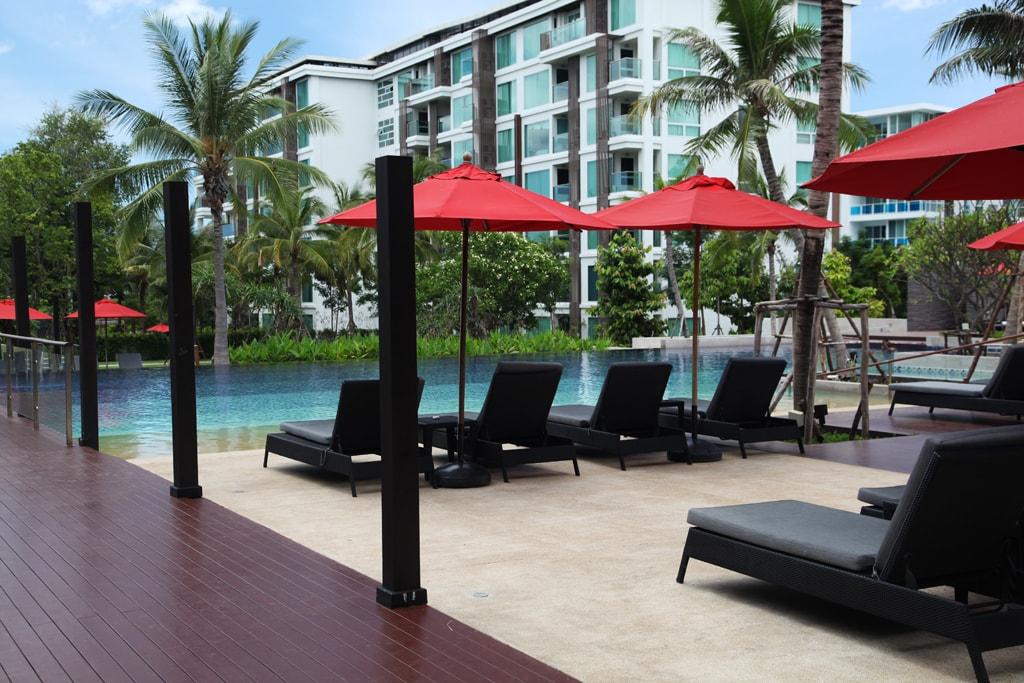 Amari Hua Hin hotel - Zwembad