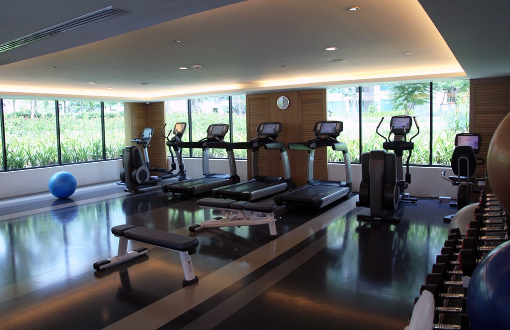 Amari Hua Hin Hotel - Fitnessruimte