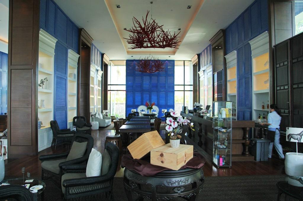 Amari Hua Hin hotel - Coral Lounge (Lobby bar)