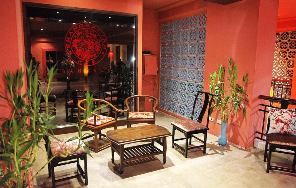 Shanghai Mansion Hotel in Chinatown, Bangkok