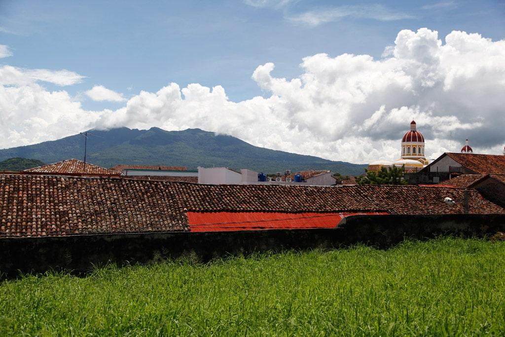 Bezienswaardigheden in Granada, Nicaragua - Uitzicht vanaf het San Francisco museum