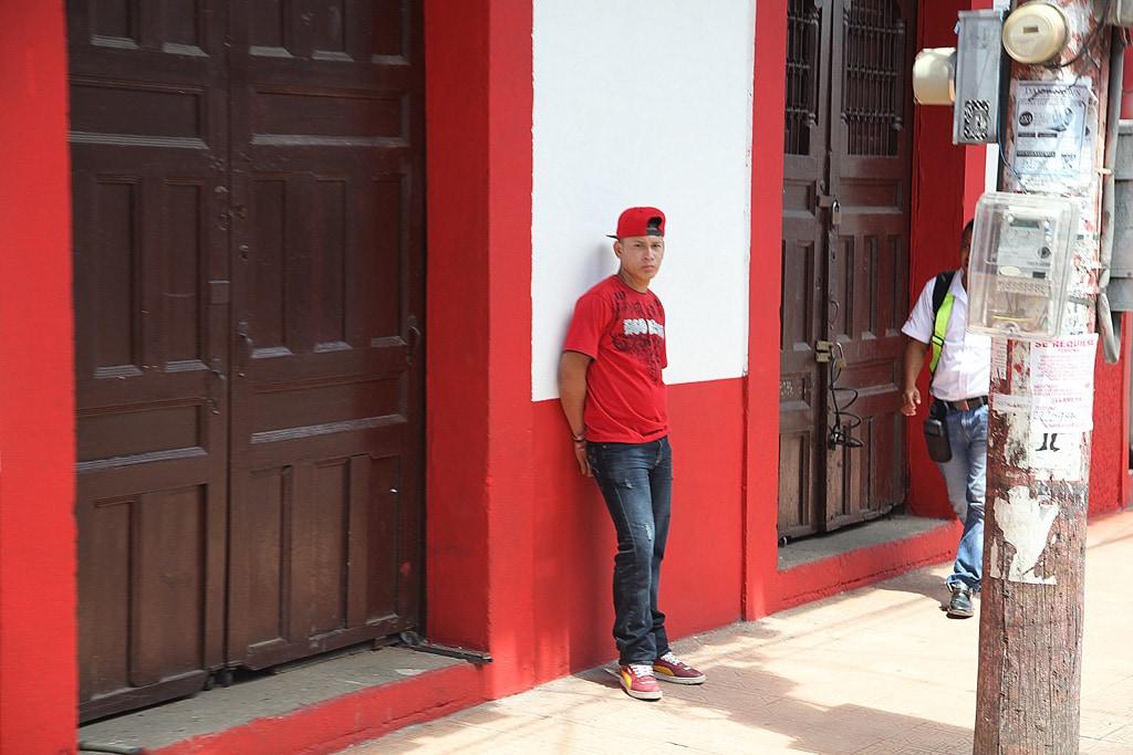 De kleurrijke straten van Granada (Nicaragua)
