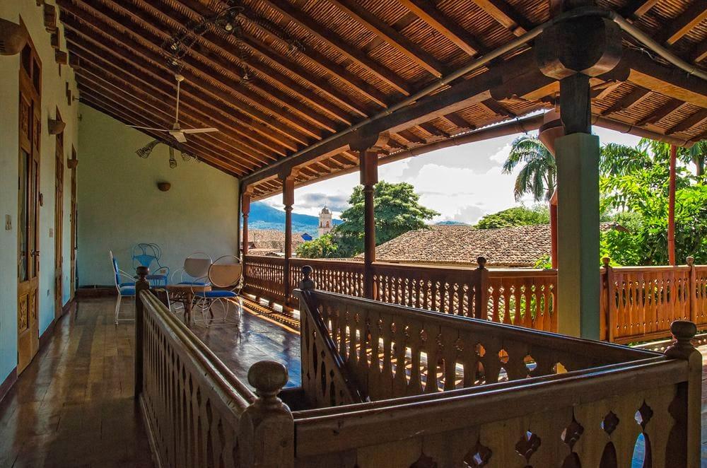 Hotel Spa Granada in Nicaragua - Hal