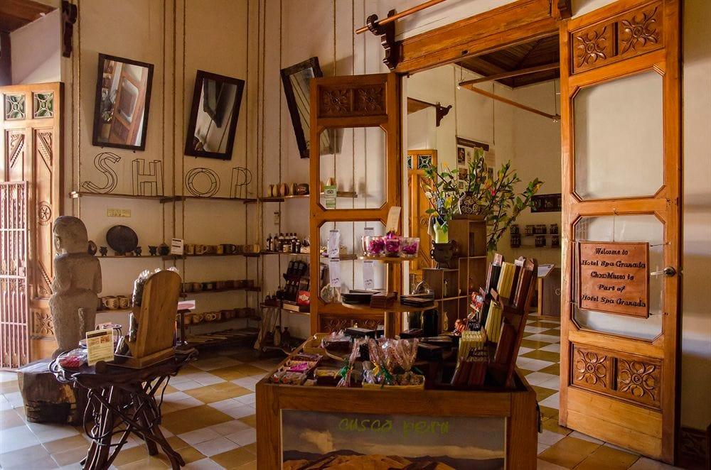 Hotel Spa Granada in Nicaragua - Shop
