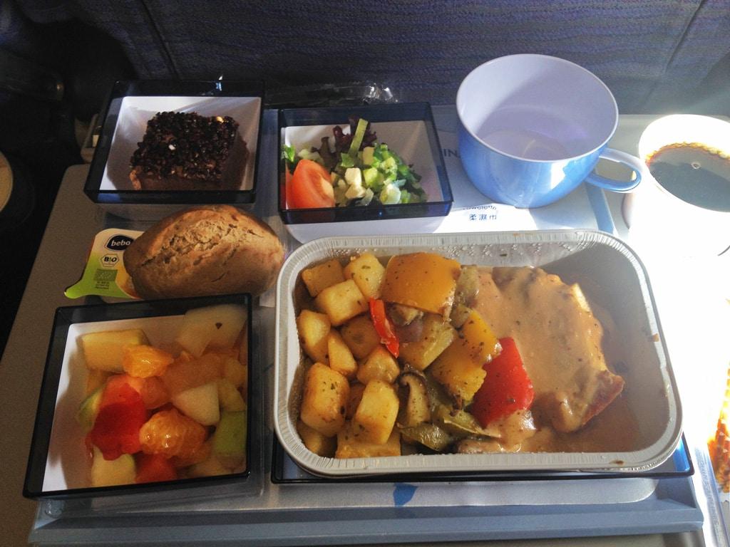 Vliegen met China Airlines