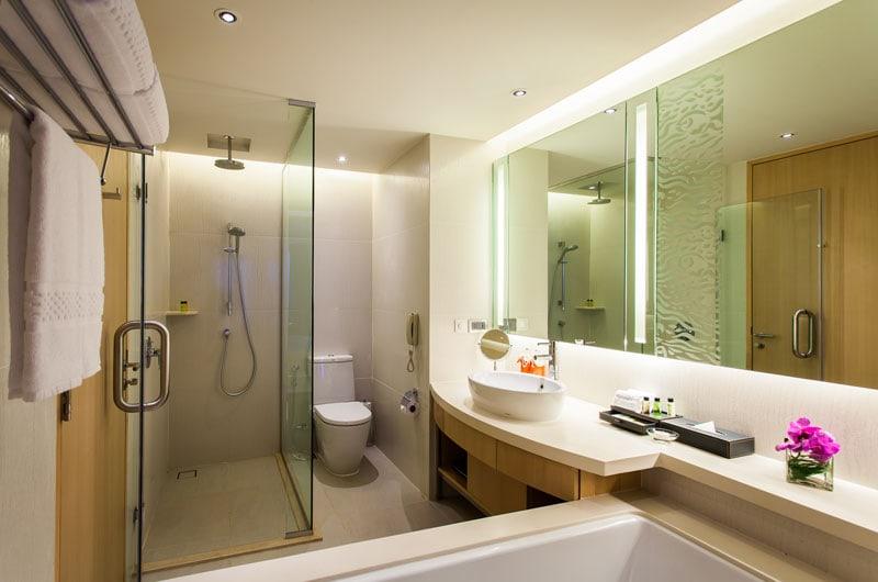 Amari Watergate Bangkok Hotel - Badkamer