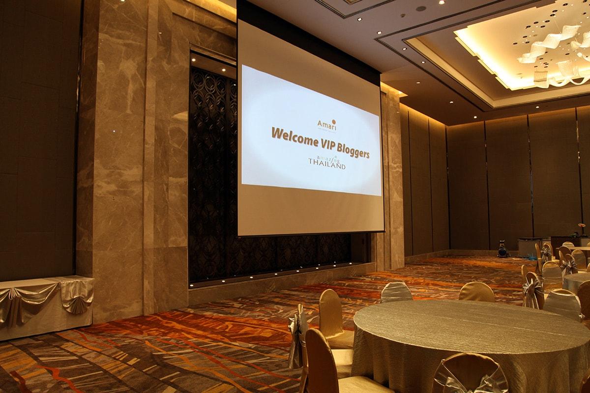 Amari Watergate Bangkok Hotel - Zaal voor evenementen