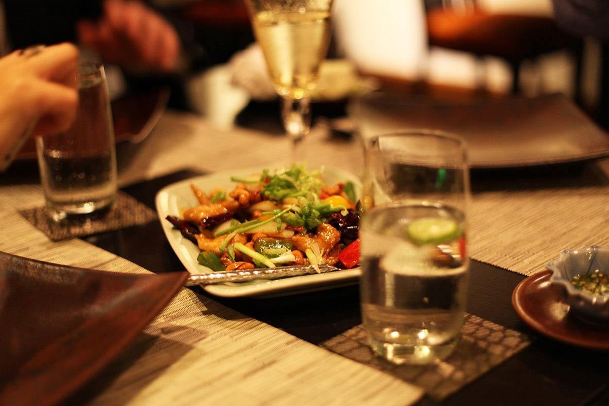 Amari Watergate Bangkok Hotel - Dineren in het restaurant