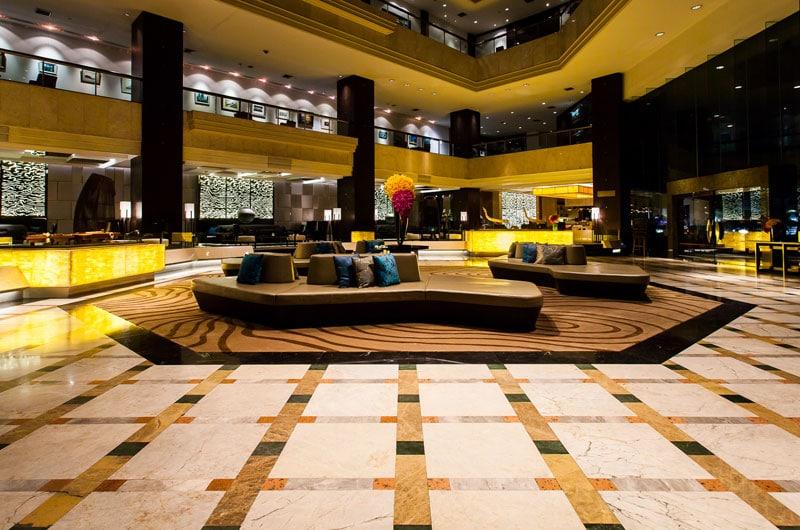 Amari Watergate Bangkok Hotel - Lobby