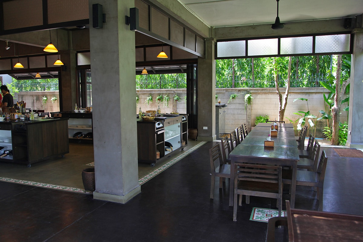 Baipai Thai Cooking School in Bangkok