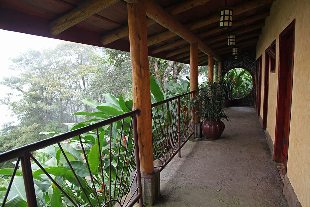 De La Paz Waterfall Gardens in Costa Rica