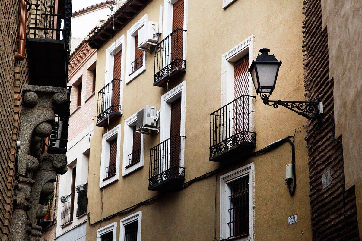 Toledo in Spanje