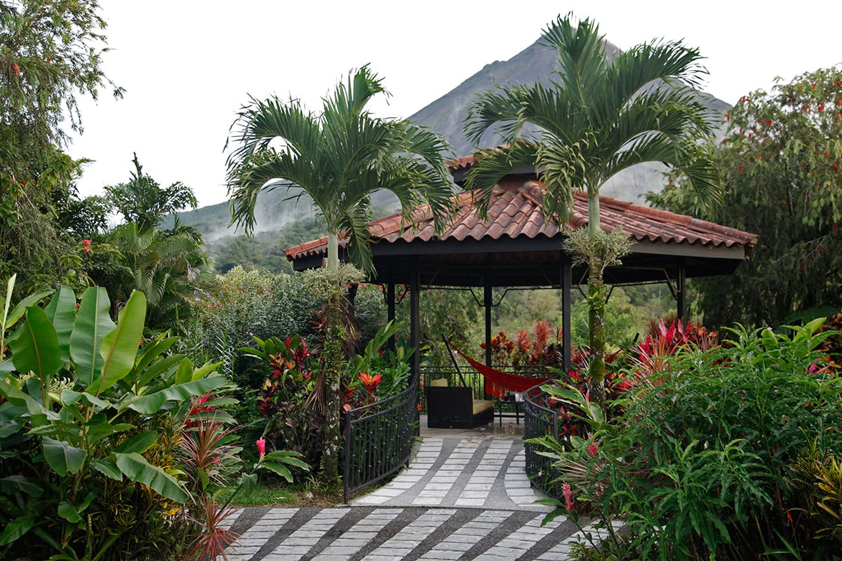 Arenal Kioro Hotel in Costa Rica - Hot Springs