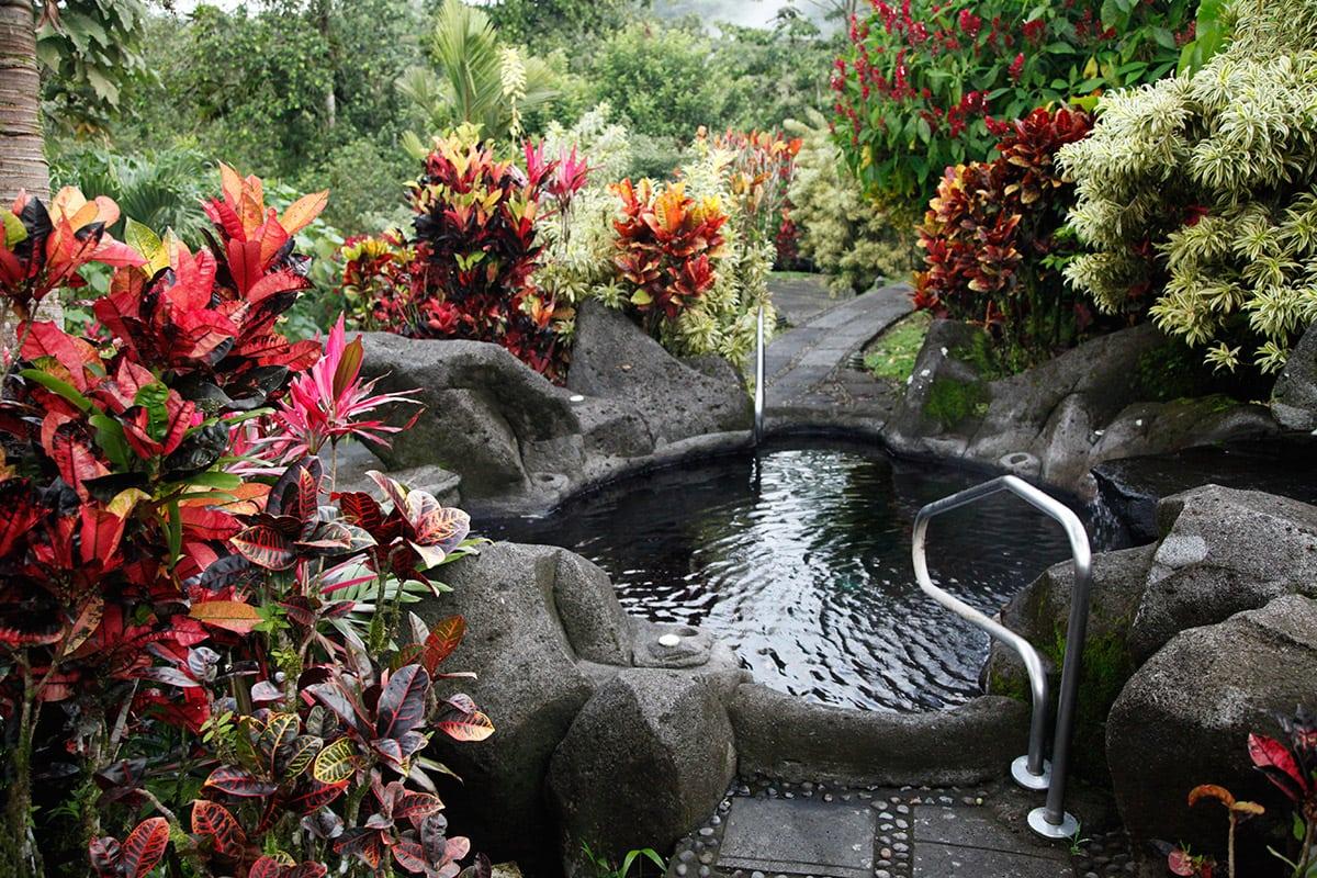 Hoogtepunten Costa Rica - Tabacon Hot Springs