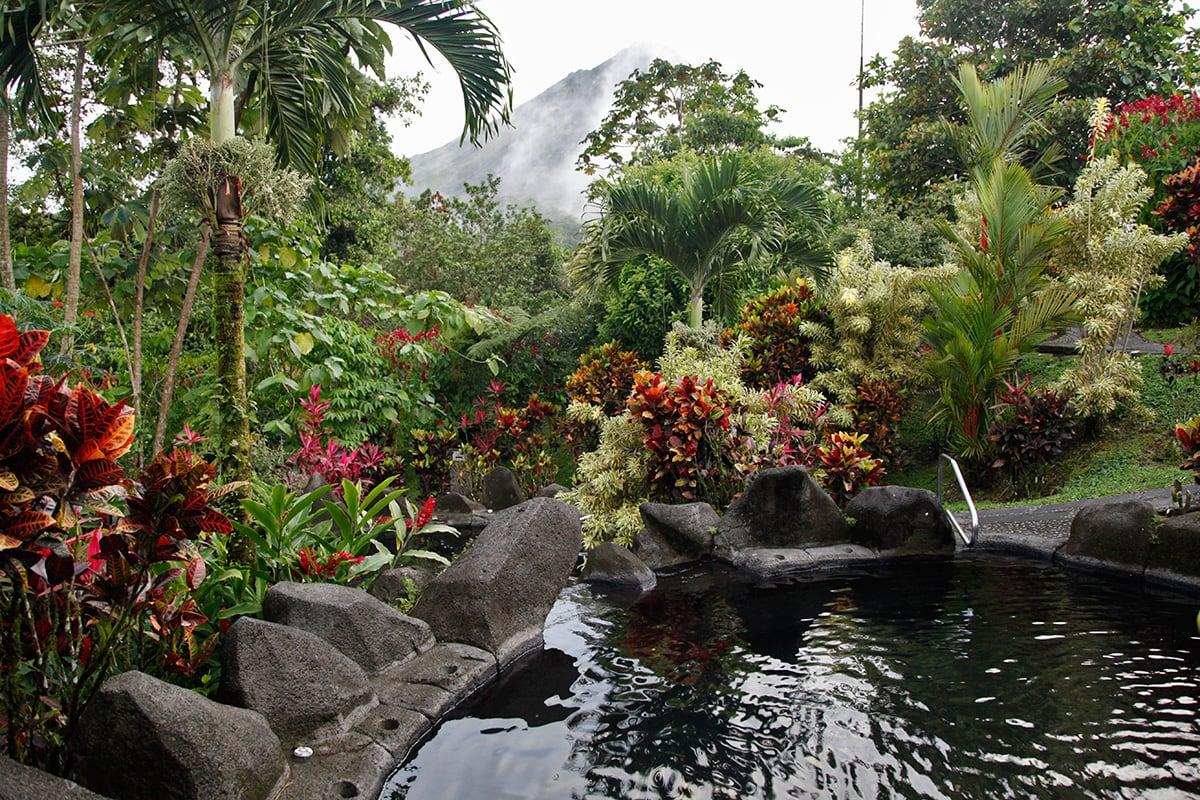 Arenal Kioro Hotel in Costa Rica - Hot Springs
