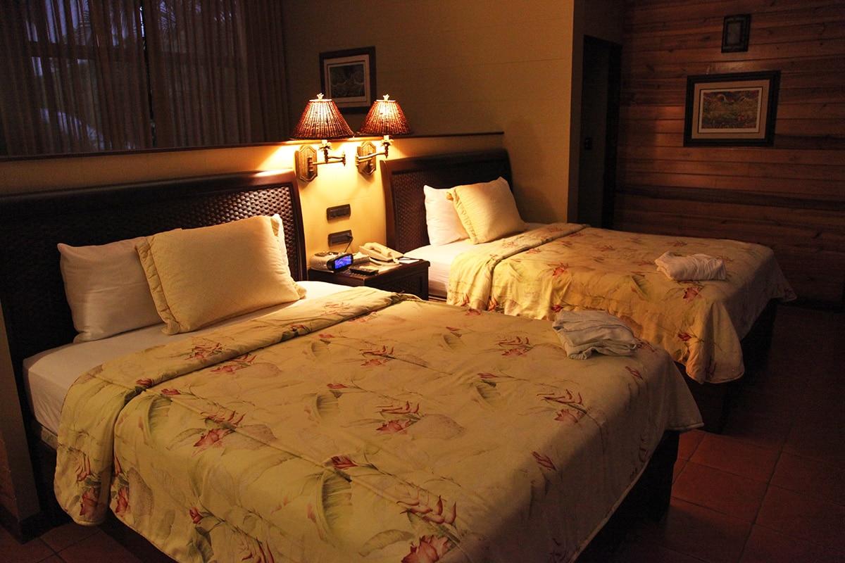 Arenal Kioro Hotel in Costa Rica - Familiekamer