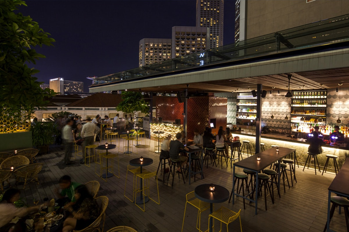 5 X De Beste Rooftop Bars In Singapore Inhetvliegtuig Nl