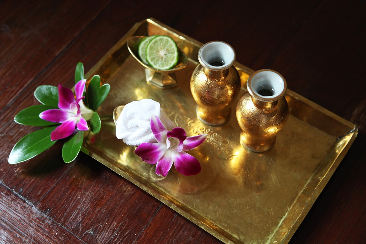 thaise massage in bangkok spa salon