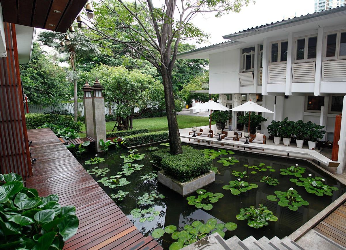 The Oasis Spa in Bangkok