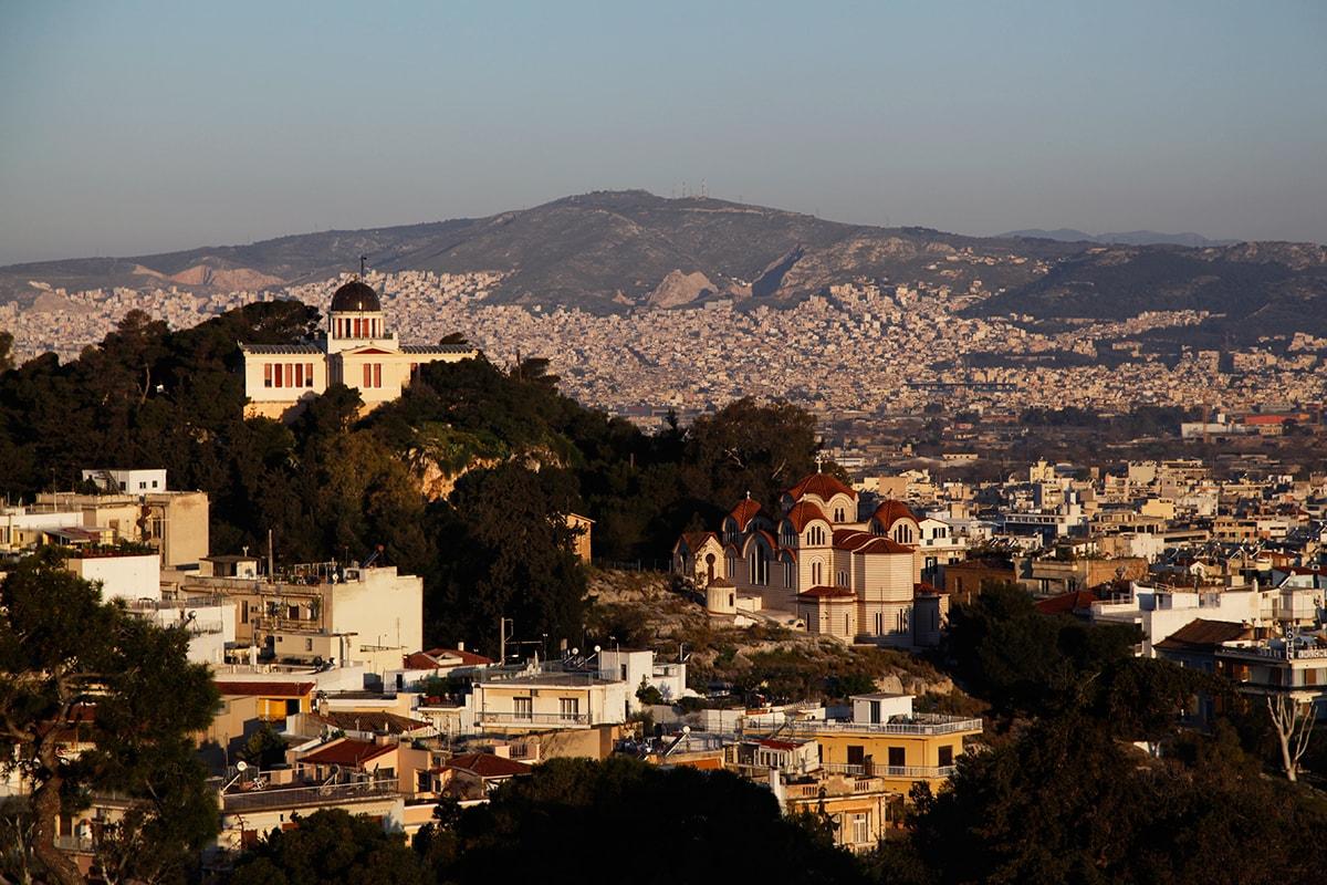 goedkope stedentrips europa athene