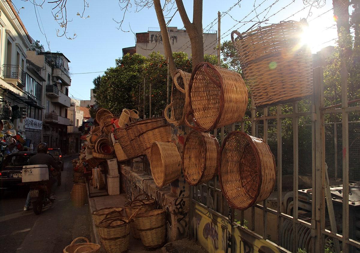 Stedentrip Athene