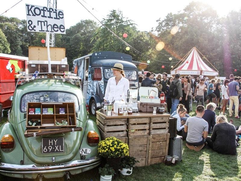 5 x leukste food truck festivals in nijmegen. Black Bedroom Furniture Sets. Home Design Ideas