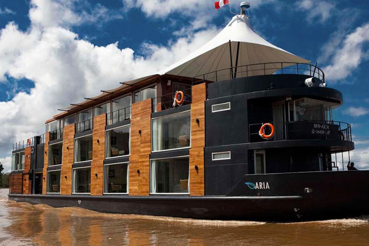 Extreem Luxe Cruise over de Mekong Delta