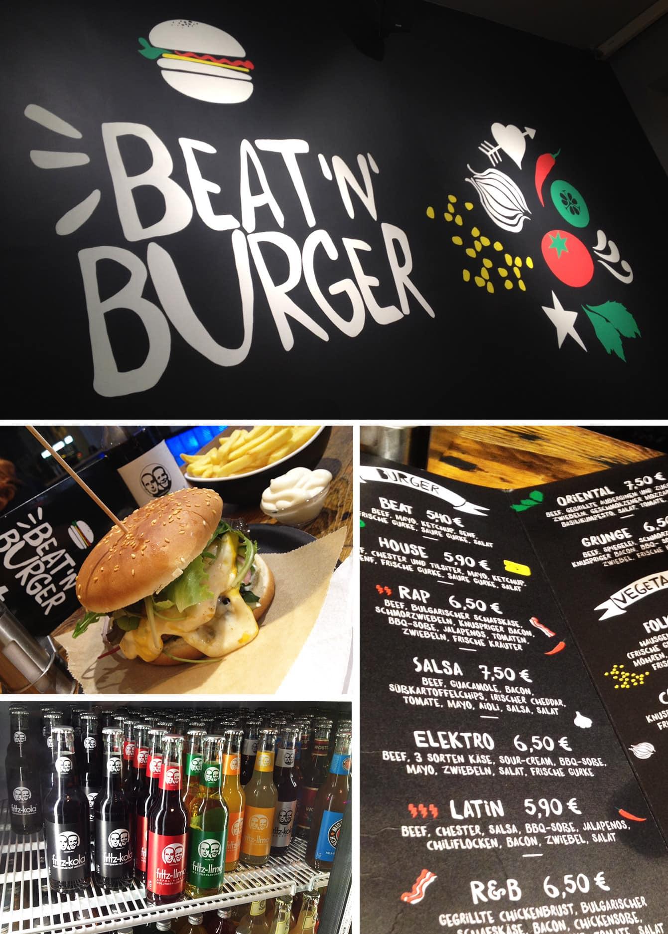 Beat'N'Burger in Dresden