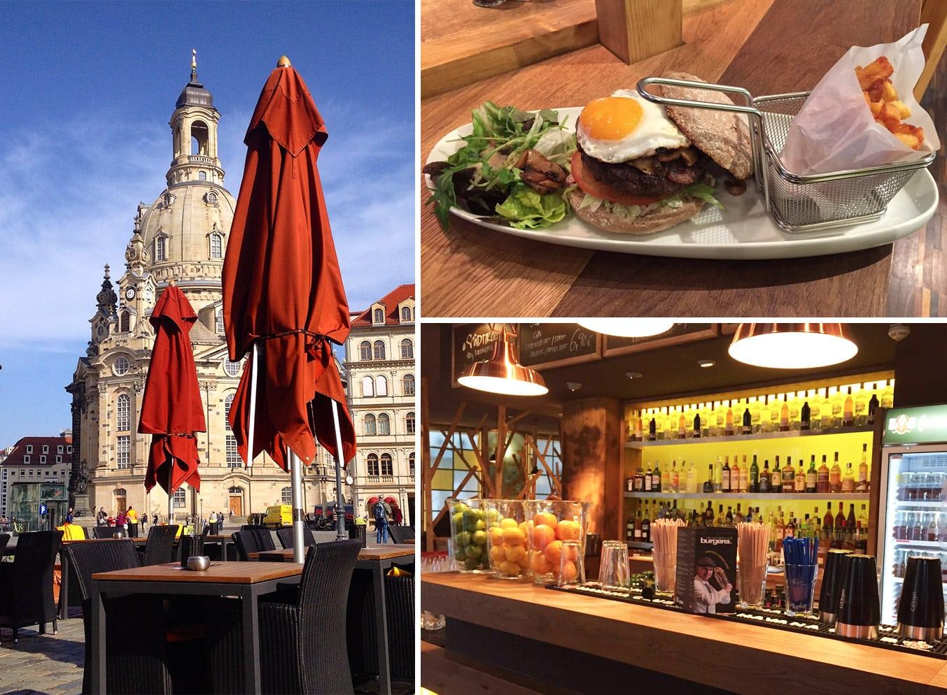 Restaurant die Burgerei in Dresden