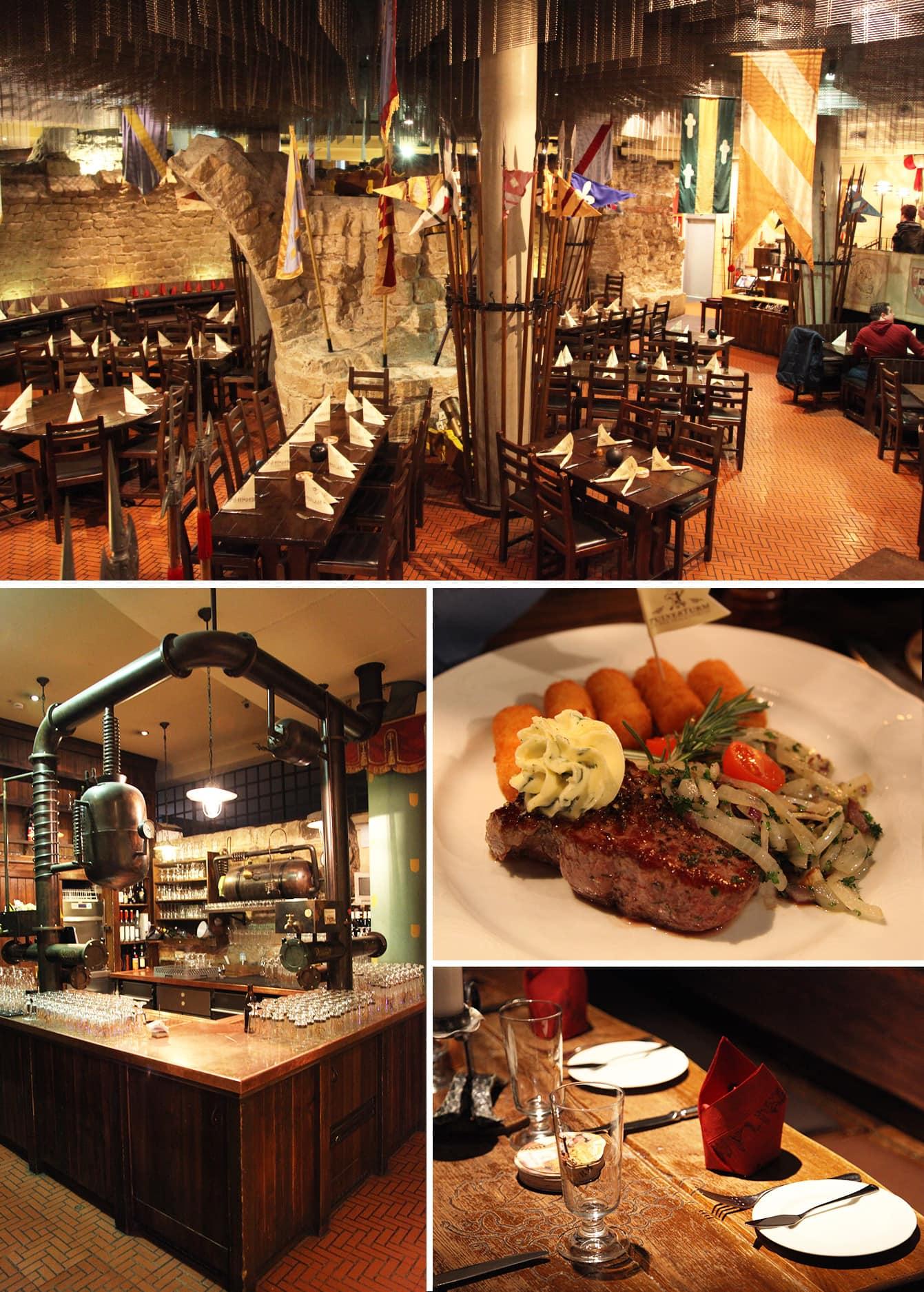 Restaurant Pulverturm in Dresden