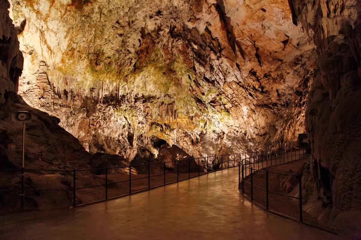 grotten slovenie reistips reisroute